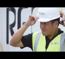 REC installation – Tiger Beer goes solar with REC