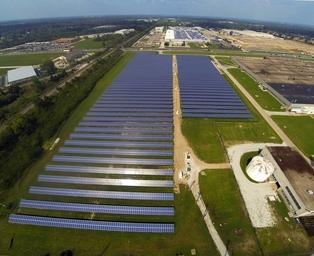 Rockville Solar I Project