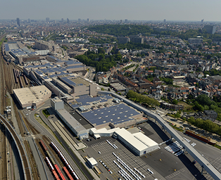 Audi A1 production plant