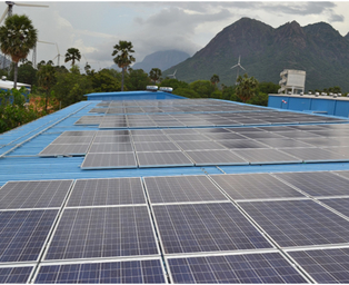 kanam solarplant