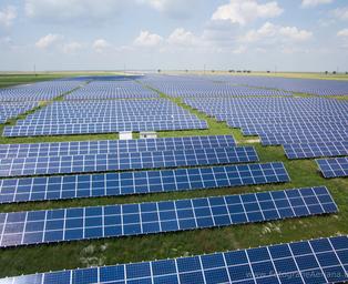 izvoru romania photovoltaic plant